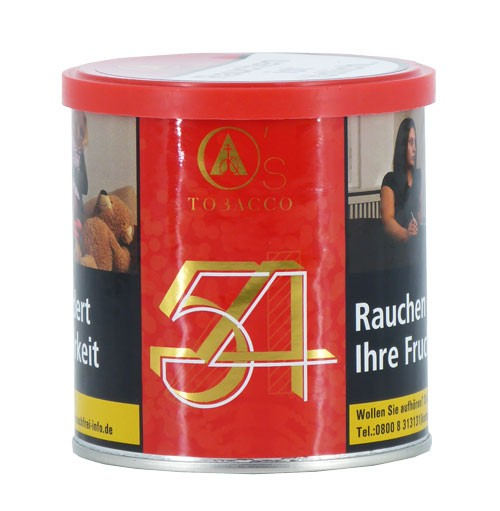 O's Red 200g - 54