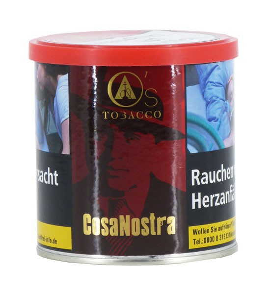 O's Red 200g - Cosa Nostra