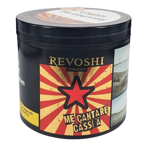 Revoshi Tobacco 200g - ME CANTARE CASSIA