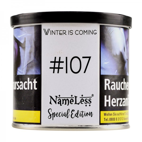 NameLess - #107 Winter is coming