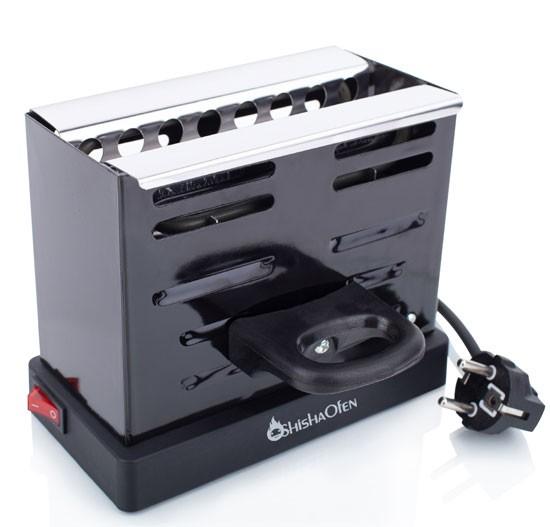 ShishaOfen - Kohleanzünder Toaster 800W