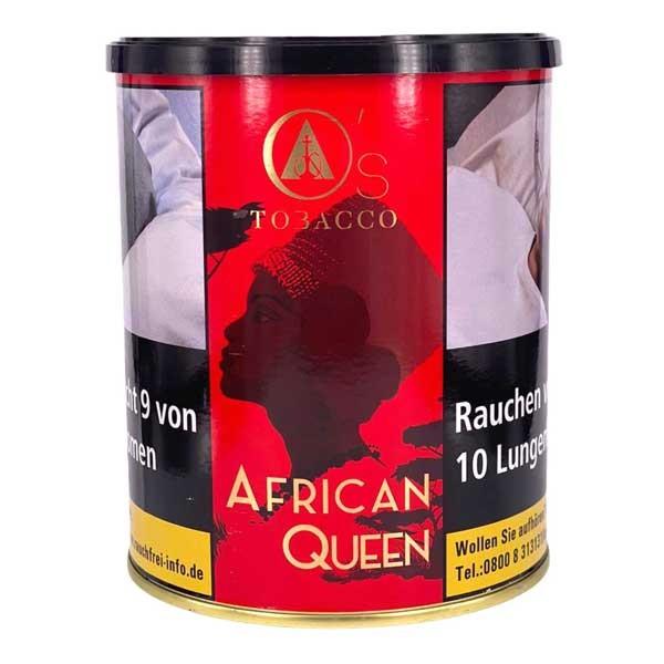 O's 1 kg - African Queen 1 kg