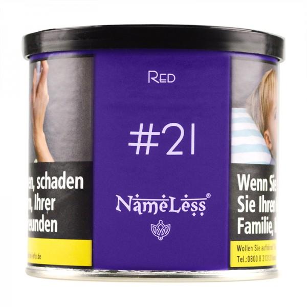 NameLess - #21 Red