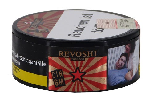 Revoshi Tobacco 20g - CIN GM