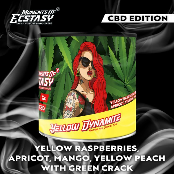 Moments of Ecstasy - Yellow Dynamite AT