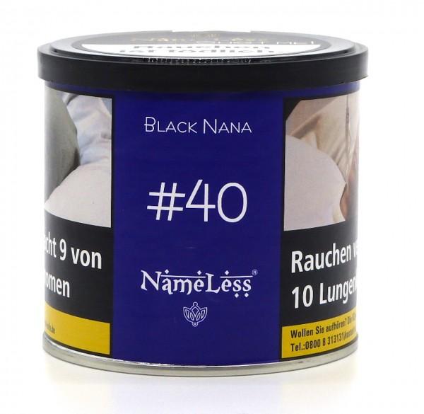 NameLess - #40 Black Nana
