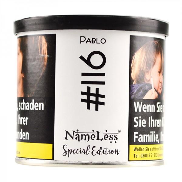 NameLess - # 116 Pablo