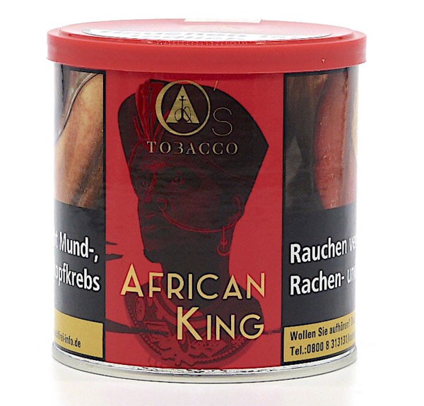 O's Red 200g - African King
