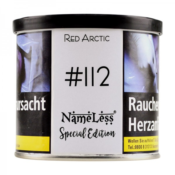 NameLess - #112 Red Arctic