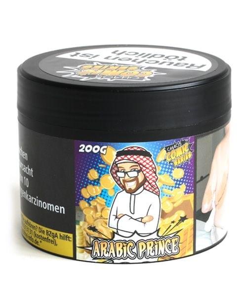 Chaos Tobacco 200g - Arabic Prince