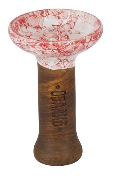 Oblako Phunnel M Glazed - Marble Red