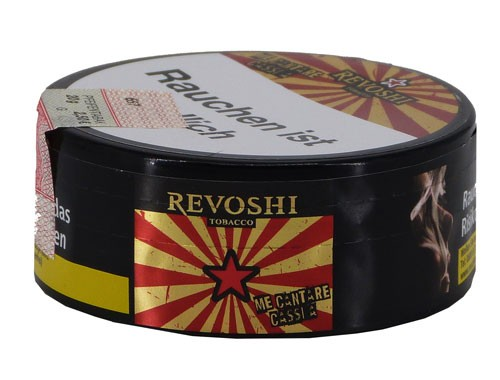 Revoshi Tobacco 20g - ME CANTARE CASSIA