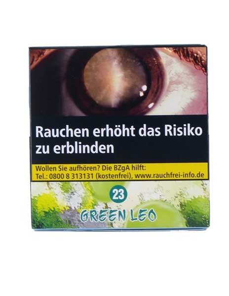 Aqua Mentha - Green Leo
