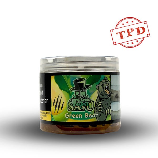 Savu - Green Bear