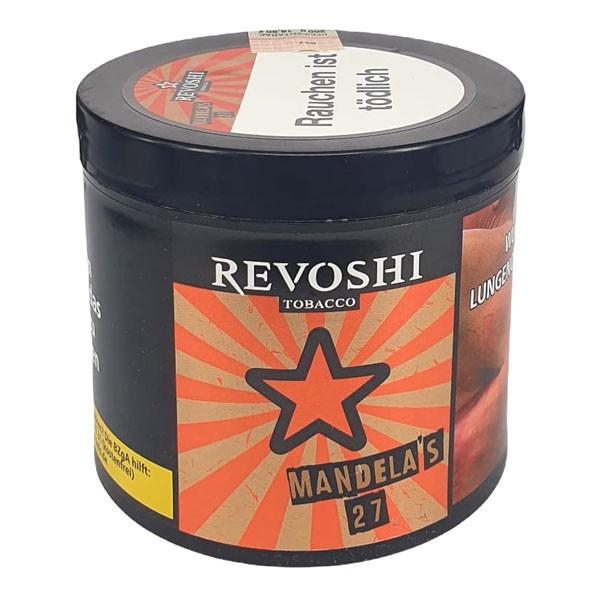 Revoshi Tobacco 200g - MANDELA'S 27