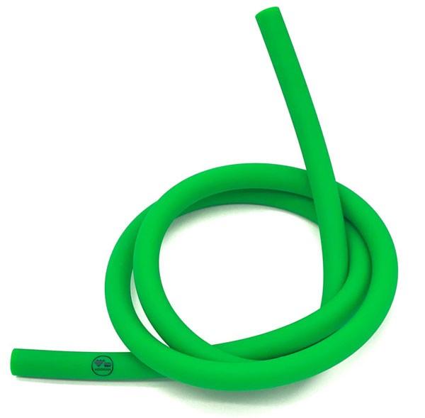 WD Hookah Silikon Schlauch grün